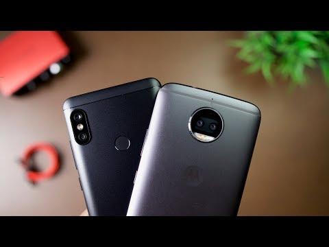 Redmi Note 5 Pro vs Moto G5S Plus Detailed Camera Comparison