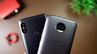 Redmi Note 5 Pro vs Moto G5S Plus Detailed Camera Comparison