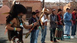 Santa Clara Pueblo Buffalo Dance