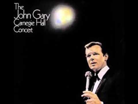 John Gary at Carnegie Hall - 1967