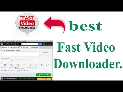 Fast Video Downloader । fast video downloader 3.1.0.61 serial key