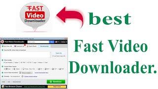 Fast Video Downloader । fast video downloader 3.1.0.61 serial key screenshot 1