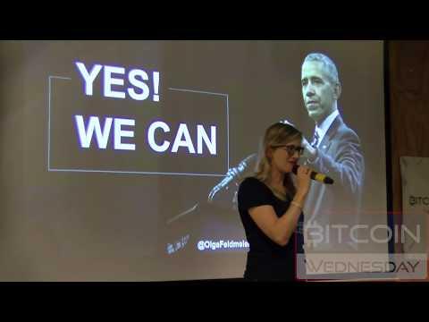 Bitcoin Wednesday | SMART VALOR Presentation by Olga Feldmeier