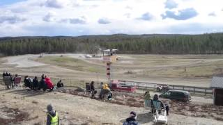 Download Video Avrostningsracet 2015 - Lycksele - A-final 2150 - Läktare (krock) MP3 3GP MP4