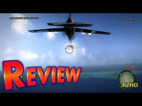 PS3 Damage Inc  Pacific Squadron WWII Review -- ReviewZoneHD