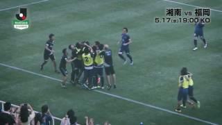 昨季J1の湘南と福岡 昇格争い直接対決。明治安田生命J2リーグ 第14...