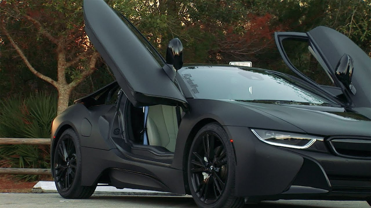 BMW I8 The Story And Transformation
