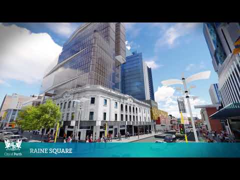 City of Perth 3D Redevelopment