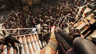 Overkill's The Walking Dead Solo Overkill No Damage The First Shot