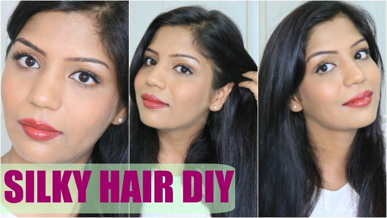 Get Silky Summer Hair