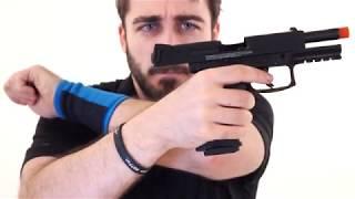 HK VP9 Elite Force Gas Gun Review