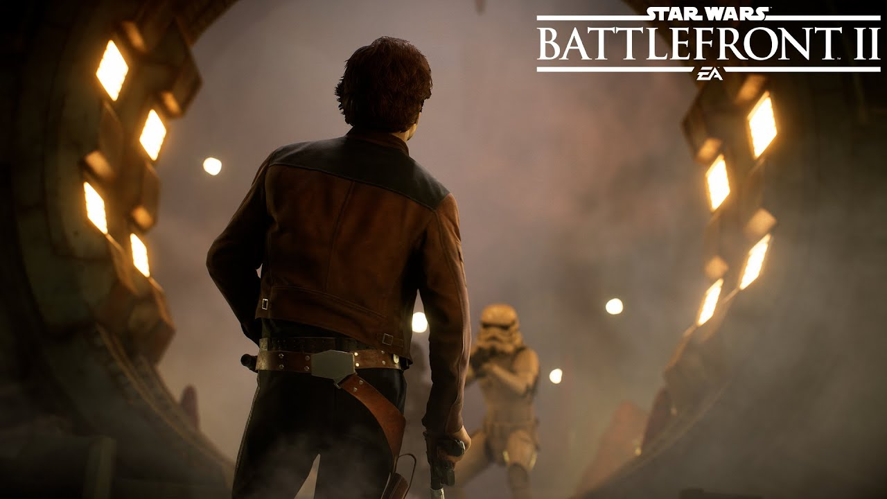 Star Wars Battlefront II - The Han Solo Season Trailer