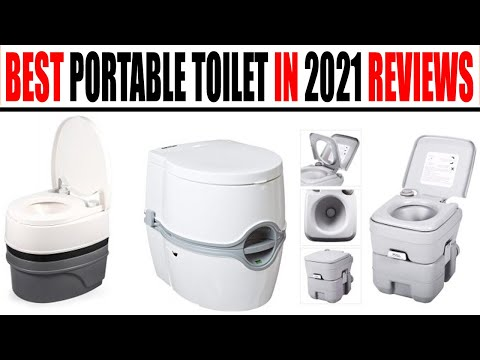 Top 10 Best Portable Toilet In 2020 Reviews