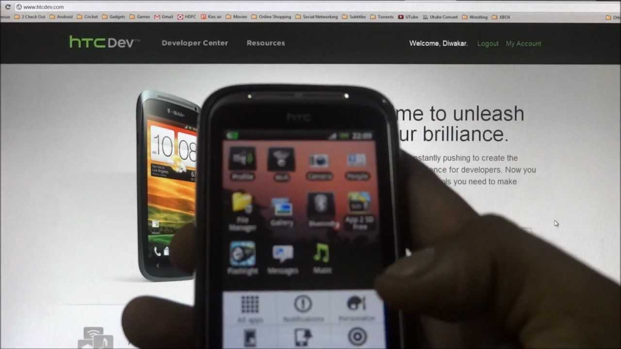 Htc wildfire s backup download