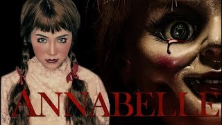 Hello everyone, today I'm going to do make up like Annabelle. กุ๊กก...