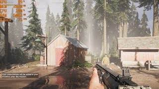 GTX 1060 6GB + i5 7500 - Far Cry 5 [Max Settings/1080p]