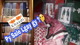khaadi Sale Info - Khaadi winter new winter collection 2020- Shopping haul - Vlogs for all