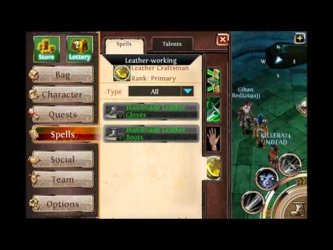 Order & Chaos Online - Crafting On Ranger