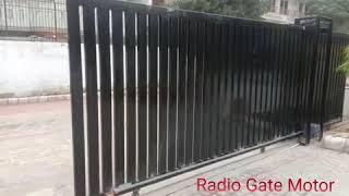 Motorized Sliding Door