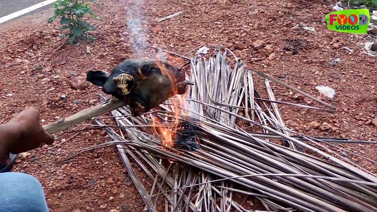 Goat Head Curry Prepare In My Village