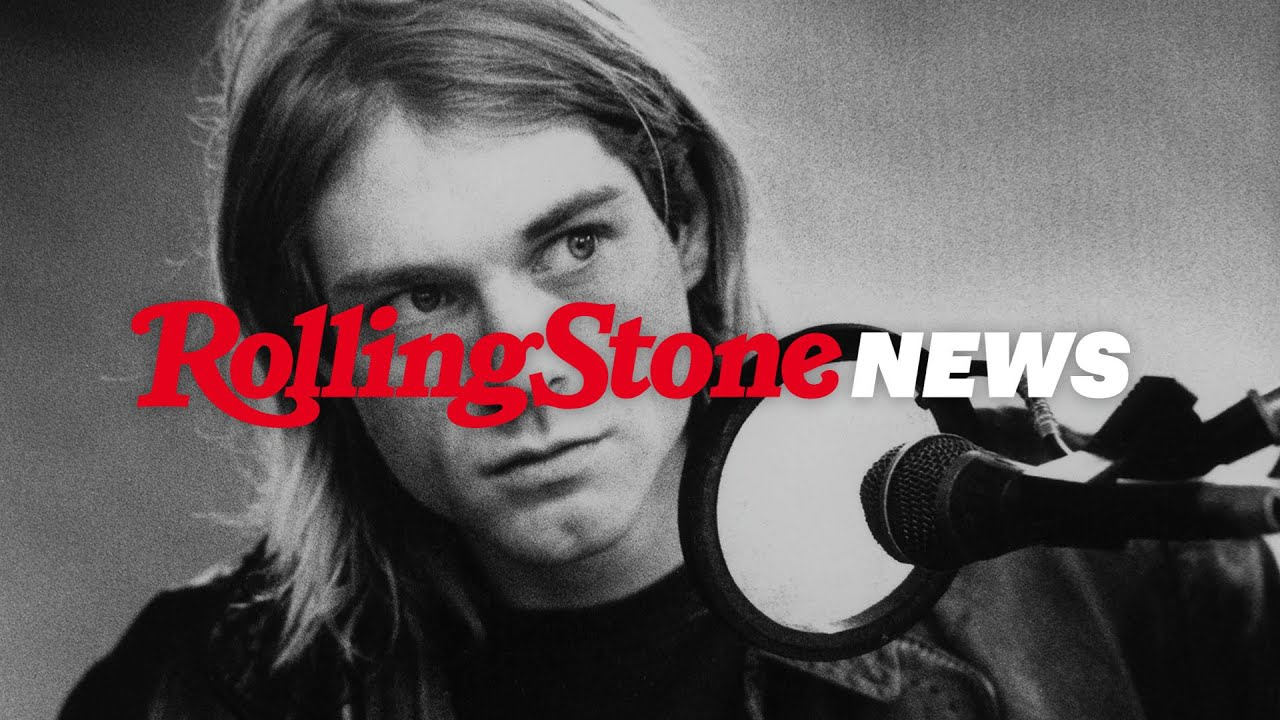 FBI Releases Long-Withheld File on Kurt Cobain | RS News 5/7/21