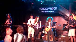 Baltimore School of Rock: Struttin