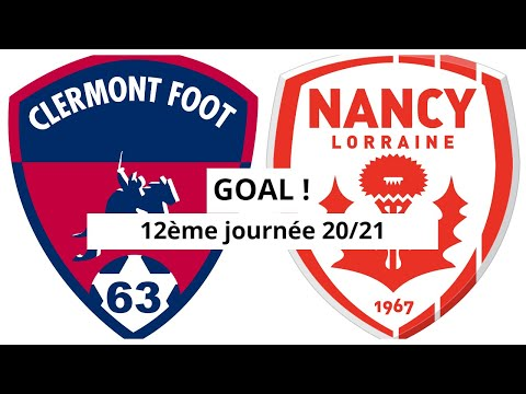 Clermont Nancy Goals And Highlights