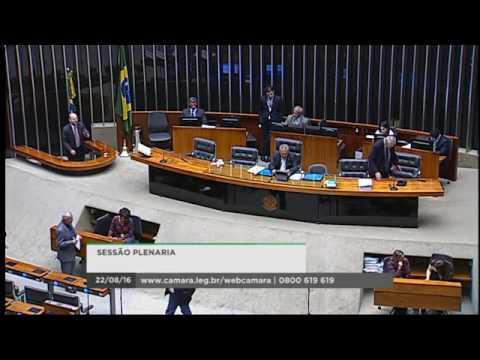PLENÁRIO - Sessão Deliberativa - 22/08/2016 - 16:00