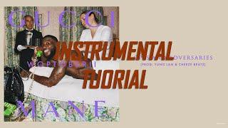 [TUTO] Gucci Mane - Opps and Adversaries | Instrumental Tutorial Remake