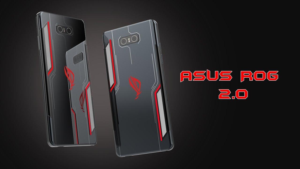 ASUS ROG PHONE 2.0 - YouTube