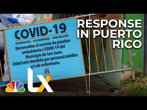 Coronavirus: How Puerto Rico Communities Are Taking Action | LX