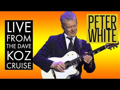 """Peter White Performs """"My Cherie Amour"""" (Stevie Wonder) Live From The Dave Koz Cruise!"""