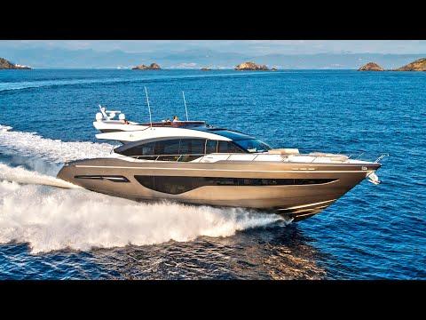 Princess S78 | Спортивная яхта S-класса