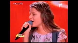 Румынская девочка потрясла публику песней Аллы Пугачёвой!