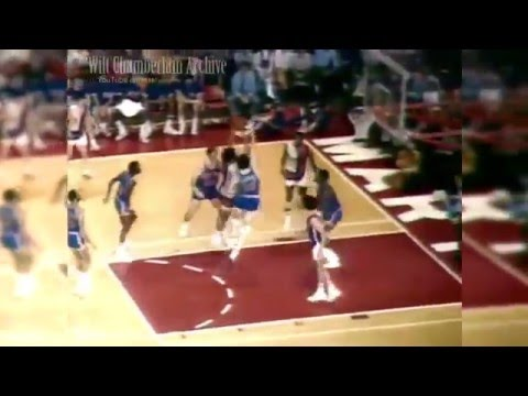 Jerry Lucas 10pts 9reb 3a (Knicks at Bullets 3.4.1973 Full Highlights)