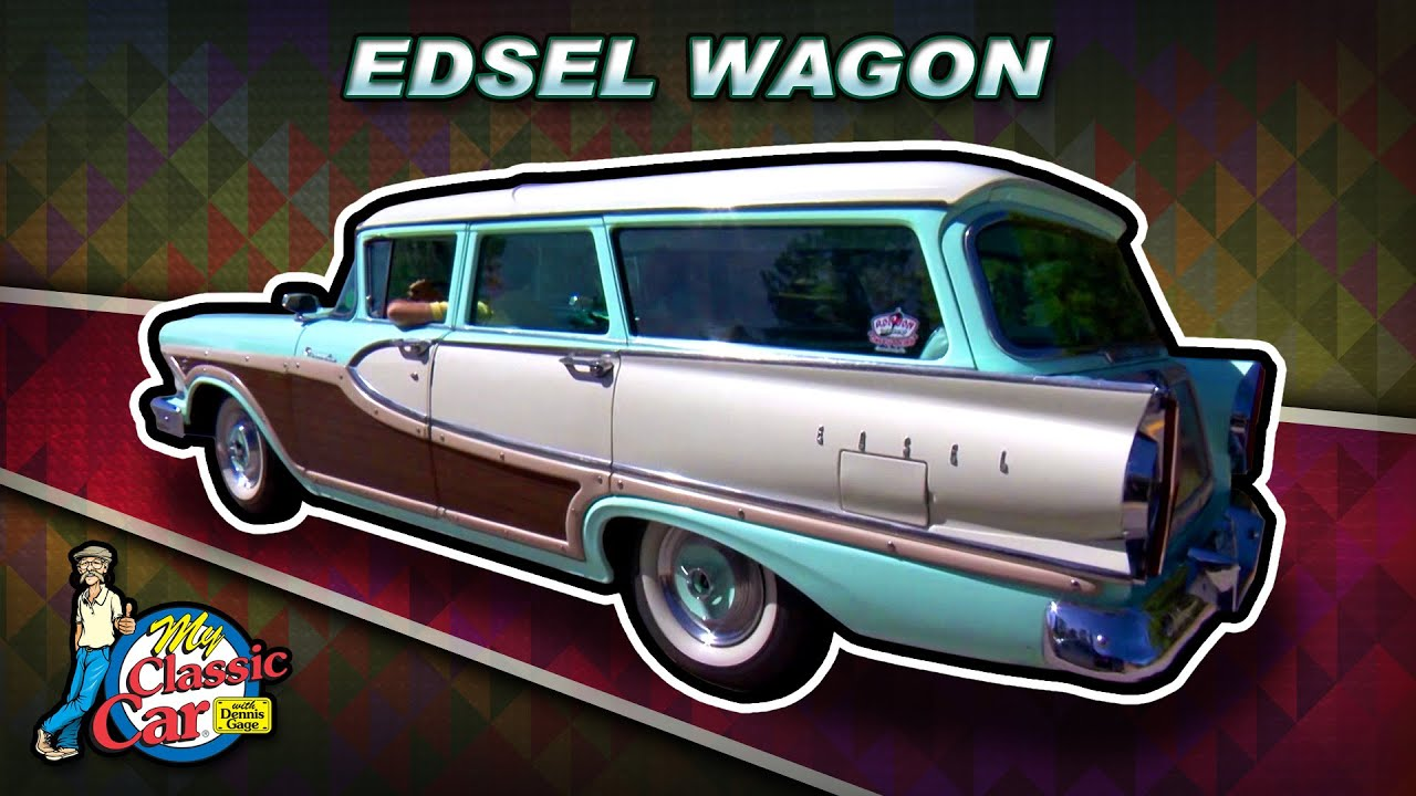 1950 S Edsel Bermuda Wagon And Pacer Convertible