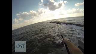 Catching Redfish  (fernandina Beach Fl)