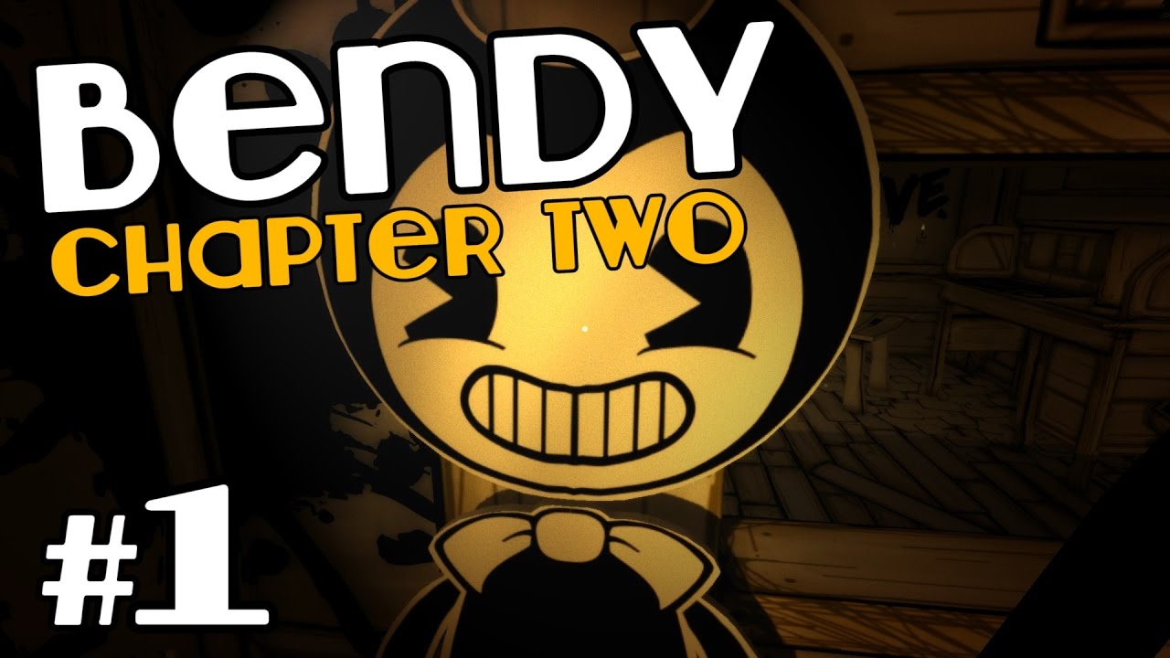 """Bendy Chapter 2 - """"The Old Song - Act 1"""" - Bendy and the ..."""