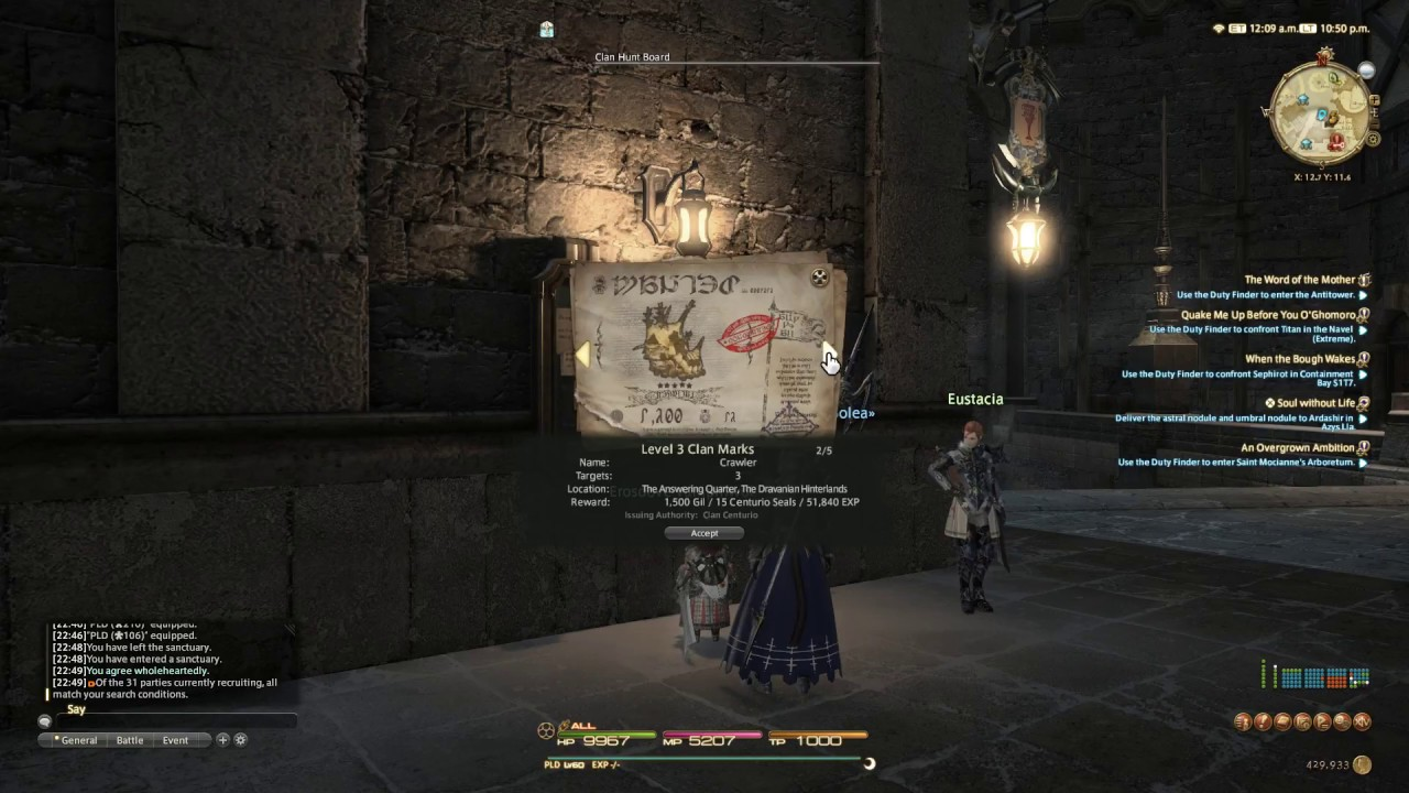 FFXIV Heavensward: How to get iLvl 210 gear for a new level 60