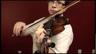 "How to Play ""Dry and Dusty"" on Fiddle"
