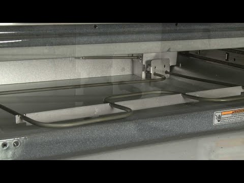 Warming Drawer Bake Element - Kitchenaid Electric Slide-In Range Model #KSEB900ESS2