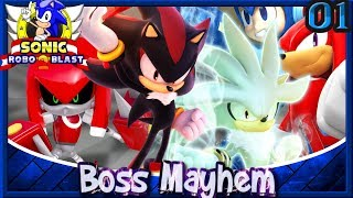 Video Sonic Robo Blast 2 Multiplayer - Boss Mayhem V8.1 [Part 1/3] download MP3, 3GP, MP4, WEBM, AVI, FLV Juli 2018