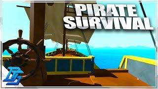 NEW MULTIPLAYER PIRATE, SURVIVAL GAME - Salt - Part 1