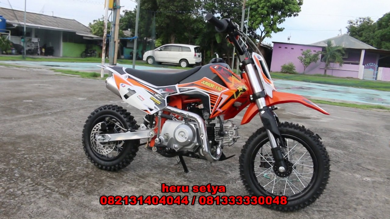 Jual Motor 110 Cc Matik Junior 082131404044 YouTube