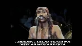 IWAN FALS NYANYI SAMBIL NGEJEK BELANDA  Berikan Pijar Matahari (Official Video dan Lirik) | R_B7