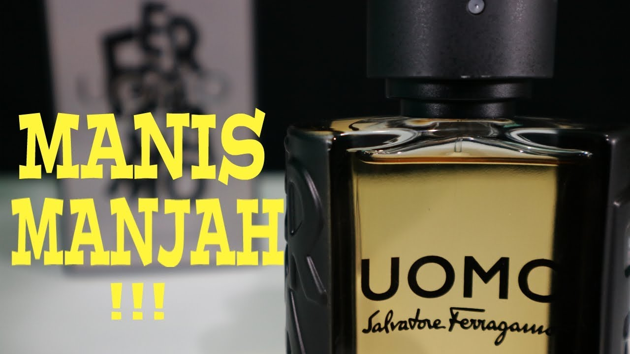 Salvatore Ferragamo Uomo / Indonesia Parfum Review - YouTube