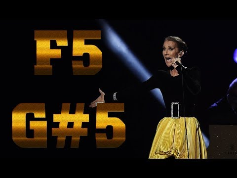 "Celine Dion Belting F5-G#5 in A Change is Gonna Come ""Tribute Aretha Franklin Grammys 2019"" Mp3"