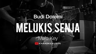 Download lagu Budi Doremi - Melukis Senja (Akustik Karaoke) Original Key | Tanpa Vocal/Backing Track