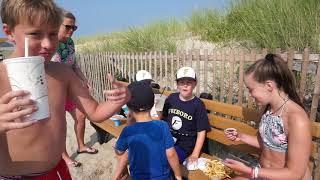 LAST DAY AT NAUSET BEACH!