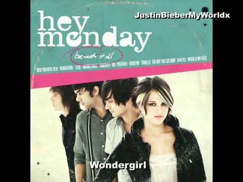 02. Wondergirl - Hey Monday [Beneath It All]